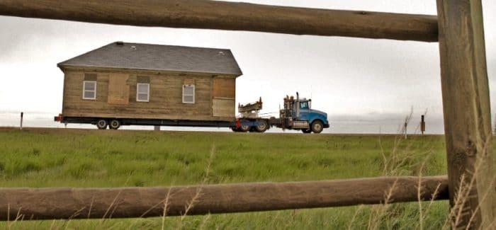 Montefiore Institute on the move. Photo credit Richard Pitman, Hanna Herald