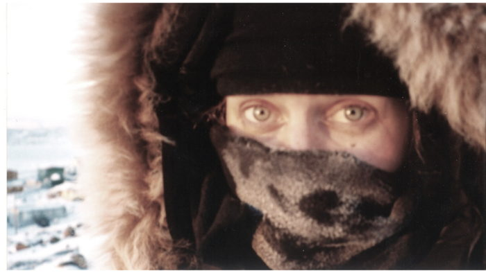 A very cold me.